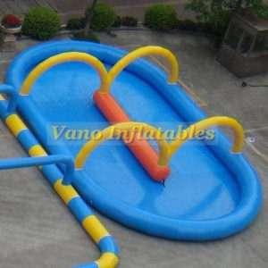 Zorb Ball Circuit | Zorbing Circuit Inflatable - ZorbingBallz.com