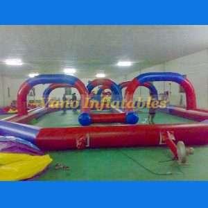 Zorb Ball Course for Adults and Children - ZorbingBallz.com