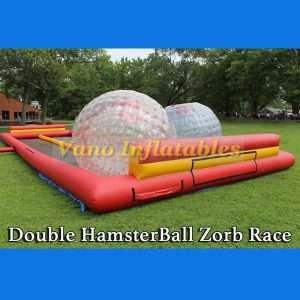 Zorb Ball Track for Sale | Zorb Racing - ZorbingBallz.com