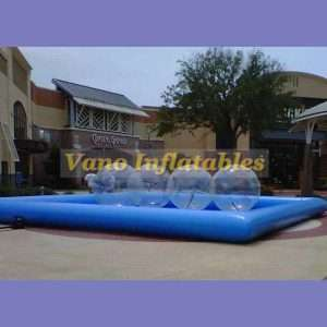 Ball Pool Inflatable | Inflatable Water Game for Sale