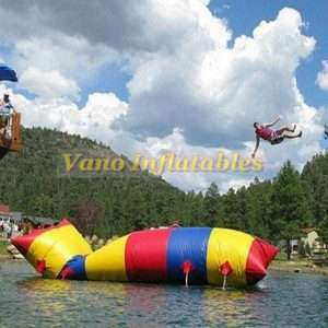 Jump Water Catapult for Sale - Inflatable Jumping Water Catapult
