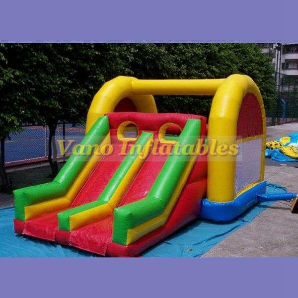 Inflatable Giant Slide: Big Inflatable Slide Factory