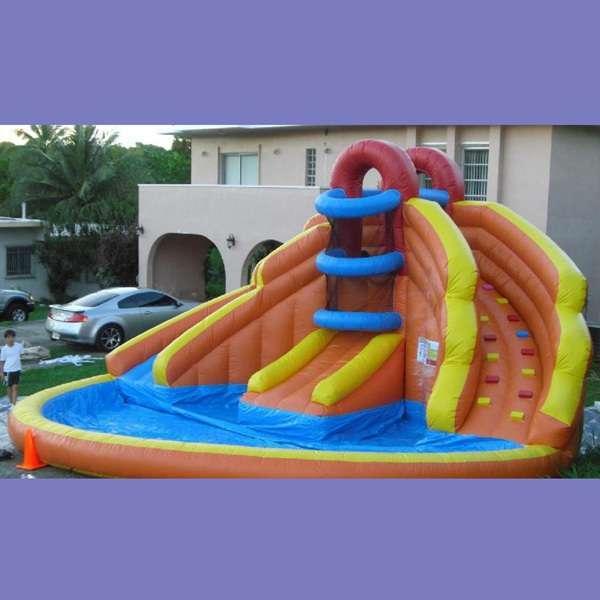 Backyard Water Slides Vendor - Inflatable Water Slides for ...