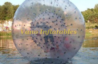 Inflatable Zorb - Zorbing Adventure to Pass the Ocean