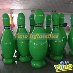 Inflatable Bowling Pin - Giant Bowling Ball Set for Sale