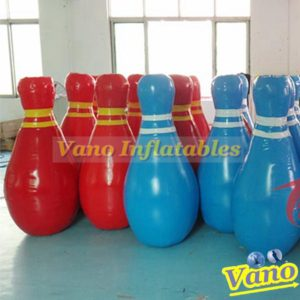Giant Bowling Pins - Large Outdoor Bowling Set Factory