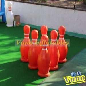 Human Bowling Pin - Buy Outdoor Inflatable Bowling Set