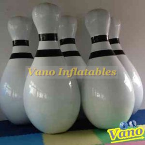 Giant Inflatable Bowling - Buy Giant Plastic Bowling Pins