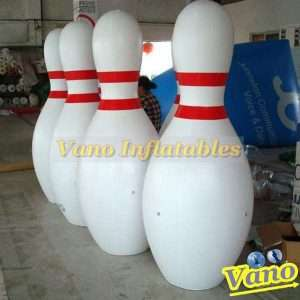 Inflatable Bowling Bottle - Oversized Bowling Pins for Sale